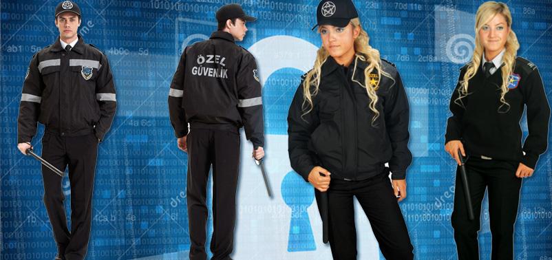 Özel Güvenlik ve Güvenlik Sistemleri
